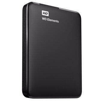 WD Elements 2TB USB 3.0 External Hard Drive - WDBU6Y0020BBK