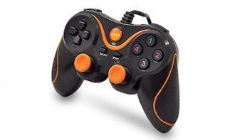 OKER Dual Shock Joystick U – 918 - Orange