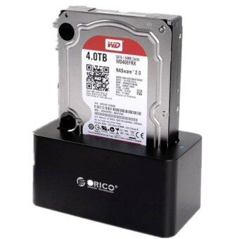 ORICO 6619US3 5Gbps Super Speed USB3.0 SATA Hard Drive Docking Station for 2.5 3.5 HDD - Intl