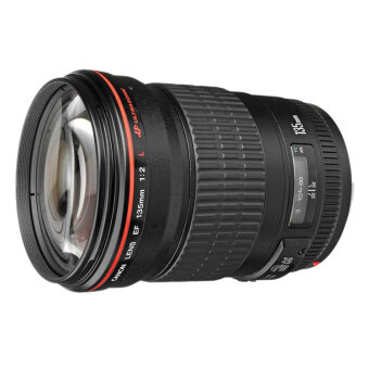 Canon EF 135mm f/2L f2L USM Lens Black - Intl