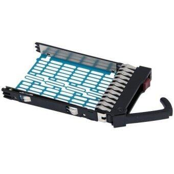 "2.5"" SATA SAS Hard Disk Tray Caddy for HD HP Proliant BL480c 4 Screws - Intl"