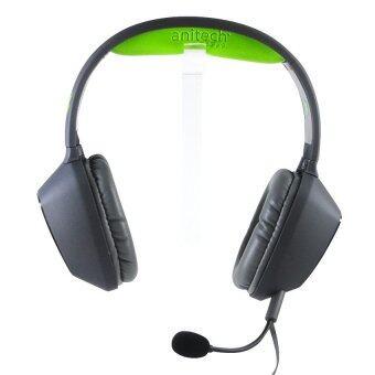 ANITECH หูฟังแบบครอบหู รุ่น AK72 (สีดำ)