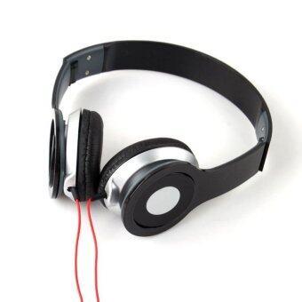 BUYINCOINS Over-The-Ear Headphones Black