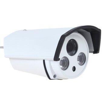 GA กล้องวงจรปิด AHD 2000 TVL รุ่น GCC 20 มี IR CUTในตัว (สีขาว)