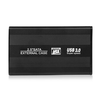 2.5 Inch HDD Case Sata to USB 3.0 Hard Drive Disk SATA External Storage Enclosure Box with USB Cable