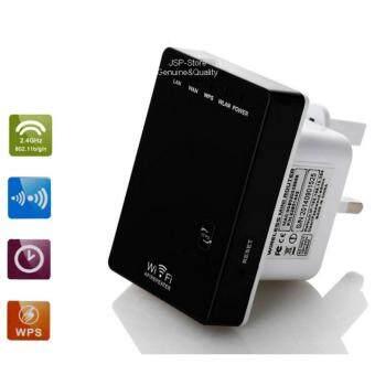 JSP อุปกรณ์ เครื่องขยาย เครื่องดูด สัญญาณ ไวไฟ WiFi Repeater 300Mbps Wireless-N Mini Router Network Signal Extender Repeater