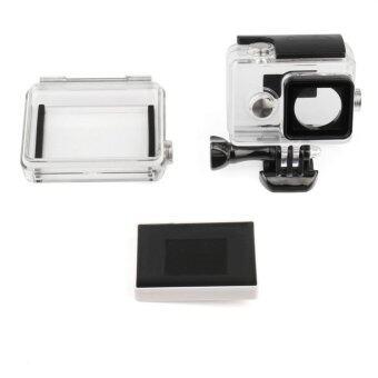 Xiaomi จอหลัง LCD Screen Xiaomi Yi Action Camera พร้อมเคสกันน้ำ และฝาเสริม