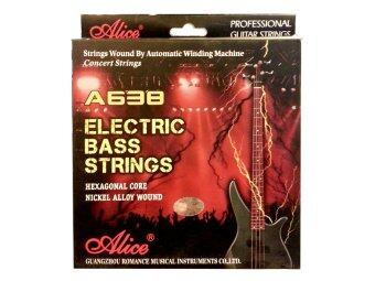 ALICE : Bass String รุ่น A638 - Silver