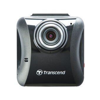 Transcend กล้องติดรถยนต์ DrivePro 100 Full HD 1080P(Black) ฟรี ขาจับแกนกระจกมองหลัง (รับประกันศูนย์) (image 1)