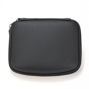 Large 5 Hard Carry Case Cover In Car Sat NAV Holder For TomTom GPS Navigator - Intl