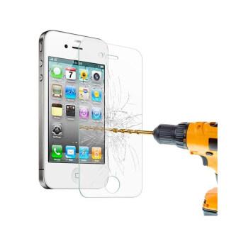 REFURBISHED Apple iPhone4S 16 GB (Black) Free Temper Glass (image 2)