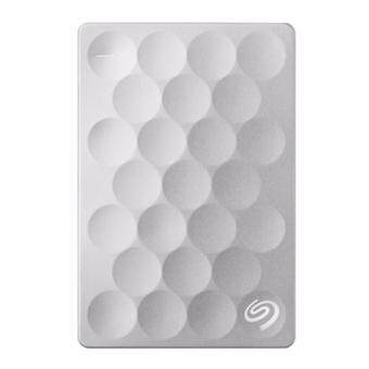 SEAGATE HDD - Hard Disk External 1.0 TB (5400RPM) 2.5 NEW BACKUP PLUS SLIM PLATINUM (STEH1000300)