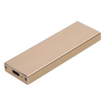 External B Key M.2 NGFF SSD to USB 3.1 Type-C Super Speed Converter - intl