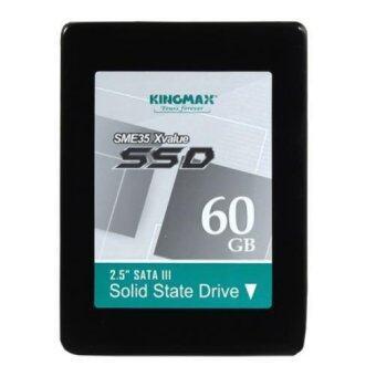 Kingmax 60 GB. SSD (KM060GSME35) (Black)