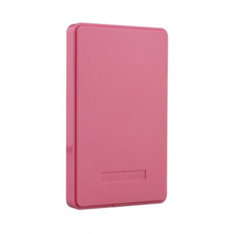 """External Enclosure Case for Hard Drive HDD Usb 2.0 Sata Hdd Portable Case 2.5"""" Inch Support 2TB Hard Drive"""