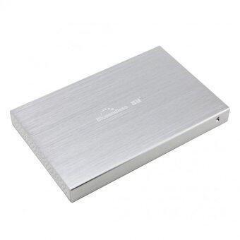 "ZS HDD BOX 2.5"" รุ่นLX25 hdd usb2.0 (สีเงิน)"