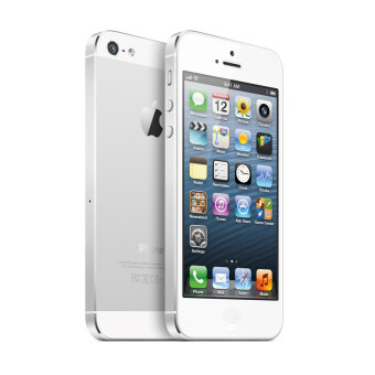 REFURBISHED Apple iPhone 5 16GB (White) Free นาฬิกาข้อมือ