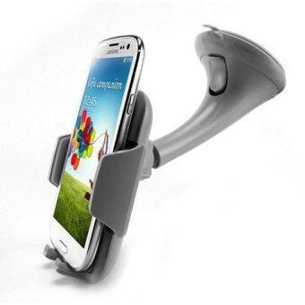Car holder for iphone / Samsung smartphones ที่วางมือถือในรถ 515S (Black)