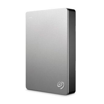 "Seagate? Backup Plus 2.5"" Portable Drive 4TB (Silver)"
