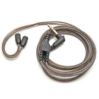X-Tips BEHEMOTH สายหูฟังขั้ว MMCX สำหรับหูฟัง shure