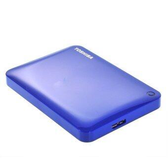 Toshiba Hard Disk External 2.5 1TB. (Blue)
