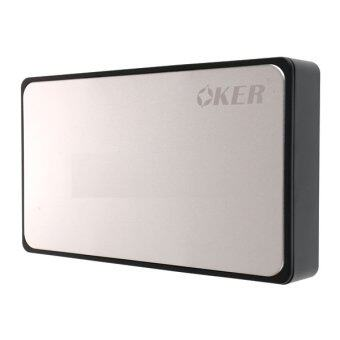 OKER Enclosure 3.5'' SATA รุ่น 3565,USB3 (Silver)