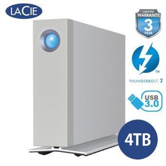 LaCie d2 4TB Thunderbolt 2 & USB 3.0 Desktop Storage (STEX4000300)