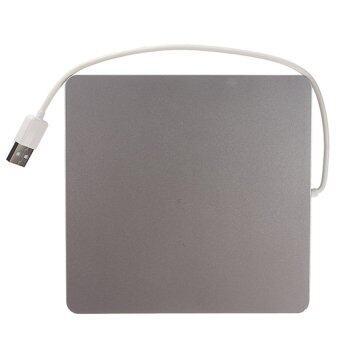 HKS New Super Slim External USB enclosure Caddy Case for 9.5/12.7mm SATA Optic Drive - intl
