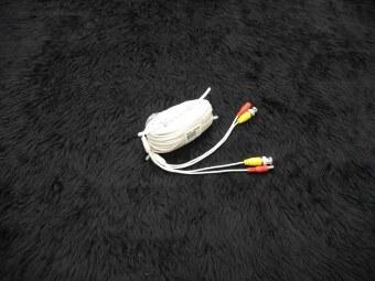 [ SAFEHOUSE ] CCTV CABLE-20M สายต่อกล้องวงจรปิดแบบสำเร็จรูป 20 เมตร