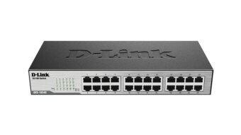 D-link DES-1024D 24-PORT 10/100MBPS UNMANAGED