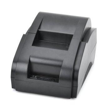 Xprinter XP-58IIH USB ร้อนเครื่องรับเงินสดเข้ากันได้กับ EPSON ESC/ร่างกายโหมดโหมดดาว (สีดำ)