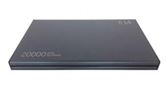 Eloop Power Bank 20,000 mAh รุ่น E14 - Black