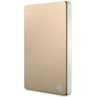 SEAGATE 1TB. NEW Backup Plus Slim STDR1000309 USB3.0 (GOLD)