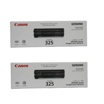 Canon Toner CARTRIDGE 325 (2 ชิ้น)