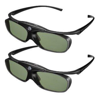 BenQ แว่น 3 มิติ แบบ Active รุ่น 5J.J99H25.001 2ชิ่้น (สีดำ)