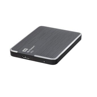 "WD My Passport Ultra 2.5"" Portable Hard Drive 2TB - Titanium"