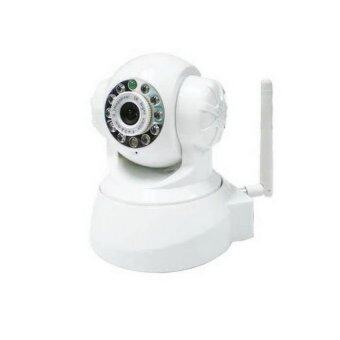 P2P กล้องวงจรปิดไร้สาย iPcamera รุ่น
