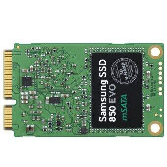 Samsung 850 EVO mSATA 120GB SATA 6Gbp/s Internal SSD Solid State Drive High Speed MZ-M5E120BW - intl