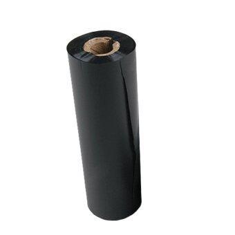 Barcode Thai ผ้าหมึกแว็กซ์เรซิ่นสีดำ 110มม