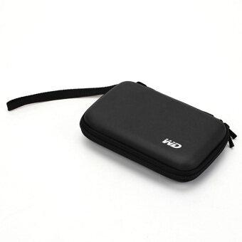 """Portable Hard Disk Shockproof Holder Case Bag 2.5"""" (Black) - intl"""