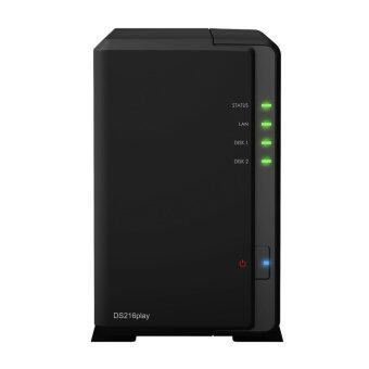 Synology DiskStation Drive DS216play 2-Bay NAS