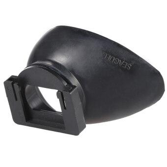 ยาง 22มม DSLR กล้องถ่ายรูปแว่นตาหมวกถ้วยถ้วยล้างตาตาสำหรับ Nikon D7100 D7000 D5200 D5100 D5000 D3200 D3100 D3000 D90 D80
