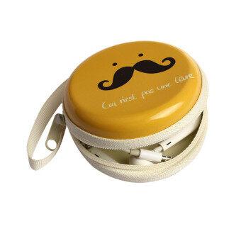 Headphone SD Card Storage Bag Box