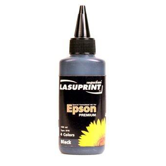 LASUPRINT หมึกเติม Epson Inkjet ขนาด 100ml ( Black )