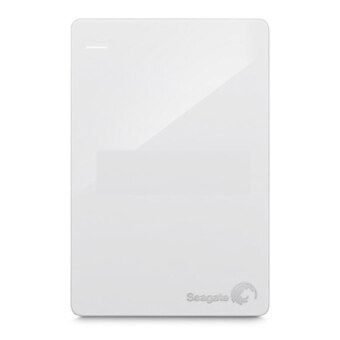 Seagate Hard Disk External 2.5 Backup Plus Slim 2TB.(White)