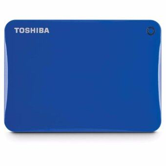 Toshiba Canvio Connect II 1 TB. Ext. 2.5'' 'Blue' 3.0