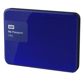 WD My Passport Ultra 500GB (Blue)