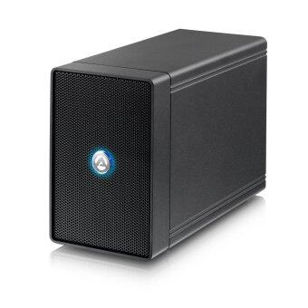 AKiTiO NT2 U3.1 USB 3.1 gen 2 10Gbps กล่องอ่านฮาร์ดดิสก์แบบ RAID 2 HDD