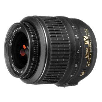 Nikon AF-S DX NIKKOR 18-55mm f/3.5-5.6G VR II Lens Bulk (white box) Black