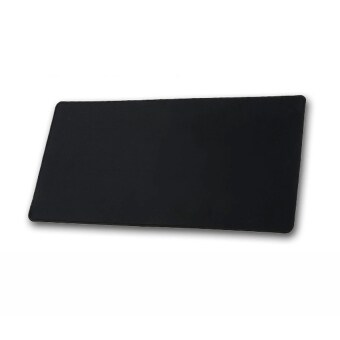 70*140*0.3cm Large Mice Mat Mouse Pad for Gaming (Black)(Export)